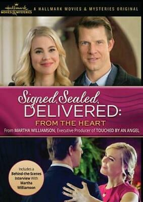 AU24.59 • Buy Signed, Sealed, Delivered: From The Heart Used - Very Good Dvd