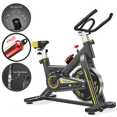 £119.99 • Buy D Pro T Sports Exercise Bike Studio Gym Bicycle Cycle Spin Fitness Training