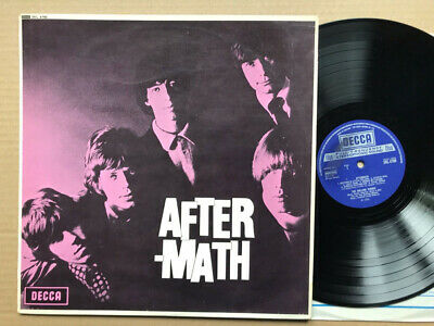 £24 • Buy ROLLING STONES AFTERMATH LP EARLY 70'S Issue Of 1966 Album  On Boxed Label- A Ni