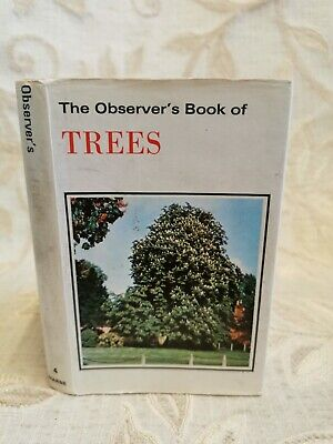 £5.40 • Buy Vintage Book The Observer's Book Of Trees, By W. J. Stokoe - 1972