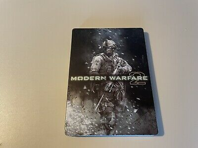 £10.25 • Buy Call Of Duty Modern Warfare 2 Steel Book - Xbox 360 VGC (Fast And Free Delivery
