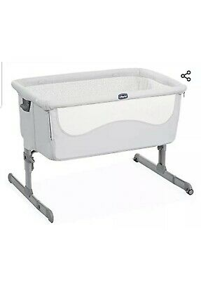 £99.99 • Buy Chicco Next2Me Bedside Baby Crib - Co-Sleeping Baby Cot With...