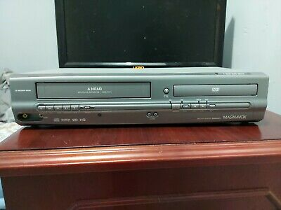 $ CDN96.72 • Buy Magnavox Model MWD2205 DVD/VCR Combo With AV Cable *Tested Works*
