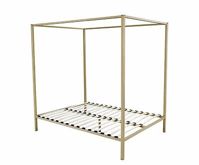 AU256.99 • Buy 4 Four Poster Queen Bed Frame