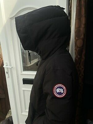 Men's Canada Goose Coat Large Used Condition Signs Of Wear • 100£