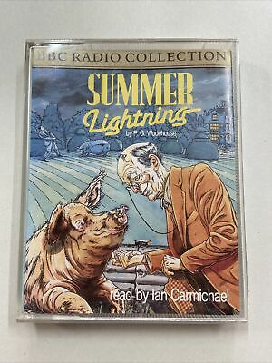 £4.99 • Buy Summer Lightning P.G Wodehouse BBC Radio Collection Cassette Tapes