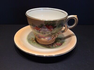 $ CDN12.50 • Buy Royal Winton Grimwades Cup And Saucer. Made In England.