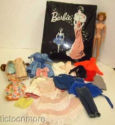 $ CDN49.58 • Buy Vintage Barbie Midge Doll + Case + Tm / R Clothes Lot Plantation Golden Girl