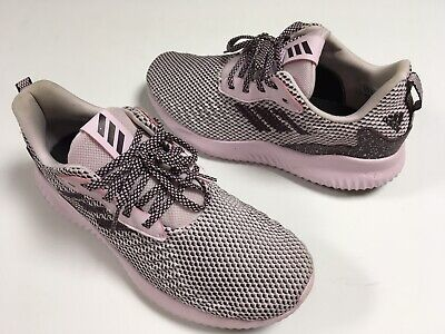 AU51.50 • Buy Adidas Alphabounce+ Plus Women's Trainer Running Shoes Grey/Pink 9M