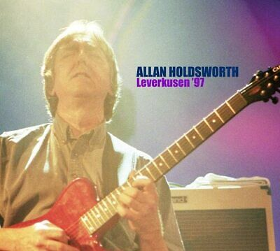 £15.54 • Buy Leverkusen '97 By Allan Holdsworth (CD, 2021)***NEW*** FREE Shipping, Save £s