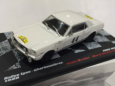 £24.99 • Buy 1/43 Ford Mustang Rally Lyon Charbonnieres 1966 Henri Greder