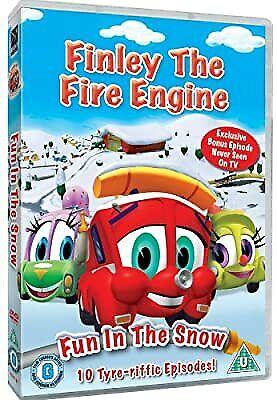 £2.40 • Buy Finley The Fire Engine: Fun In The Snow [DVD], Finley The Fire Engine, Used; Ver