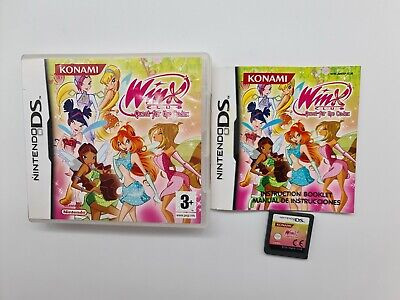 £18.99 • Buy Winx Club Quest For The Codex - Nintendo DS - Complete