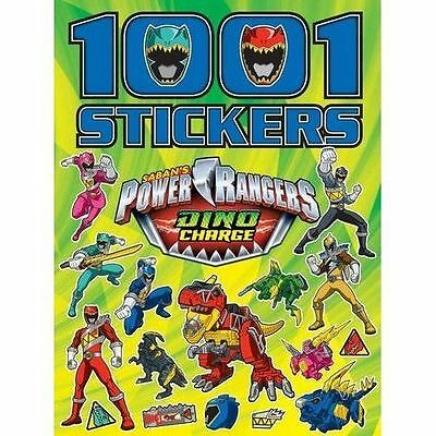 £5.95 • Buy NEW POWER RANGERS 1001 STICKERS  Dino Charge