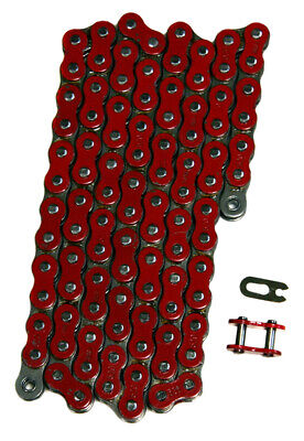AU27.06 • Buy Red 520x92 Non O-Ring Drive Chain ATV Motorcycle MX 520 Pitch 92 Links