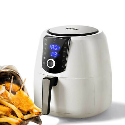 AU161.90 • Buy Spector 7L Air Fryer LCD Healthy Cooker Low Fat OilFree Kitchen Oven 1800W White