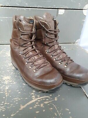 $82.51 • Buy Altberg Defender 13M British Military Brown Leather Waterproof Combat Boots 4