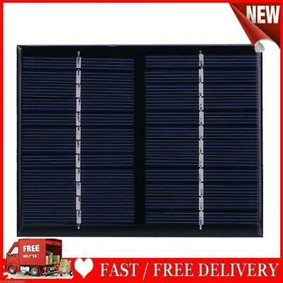 AU10 • Buy 12V 1.5W Solar Panel Epoxy Polycrystalline Silicon DIY Battery Power Module