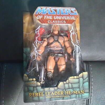 $115 • Buy Super 7 William Stout Masters Of The Universe Classics Movie He-Man