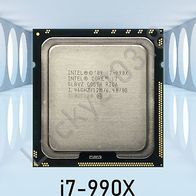 $ CDN232.14 • Buy Intel 1th I7-990X Extreme Edition 3.46 GHz 6-Core SLBVZ LGA-1366 CPU Processor