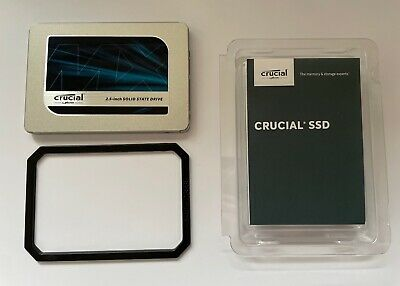 1TB Crucial MX500 SATA 2.5 Inch Internal SSD Solid State Drive 3D NAND RRP £106 • 74.90£