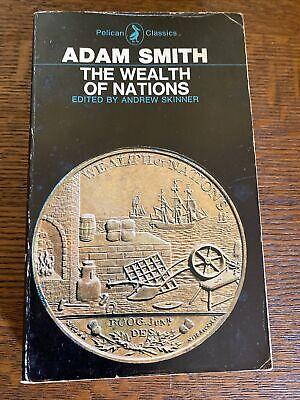 AU31.82 • Buy Adam Smith The Wealth Of Nations Pelican Classics