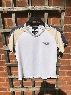 £12 • Buy Triumph Motorcycle Clothing.ladies Base Layer Size Large