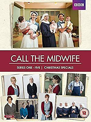£16.30 • Buy Call The Midwife Series 1-5 Complete [DVD], , Used; Good DVD