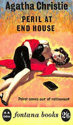 £8.99 • Buy Peril At End House (Fontana Books-no.513) By Agatha Christie