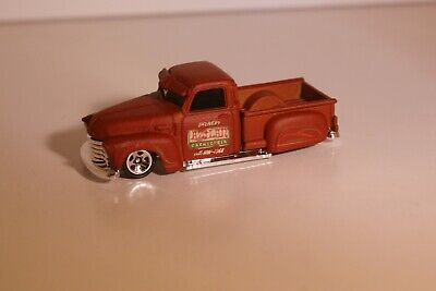 AU5.07 • Buy Hotwheels 1952 '52 Chevy Lowrider Pickup Truck Hard To Find Color!