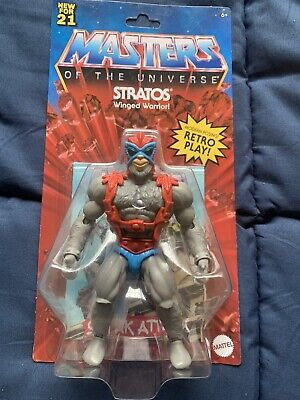 $25 • Buy Mattel GVW65 Masters Of The Universe Origins Stratos 5.5  Action Figure
