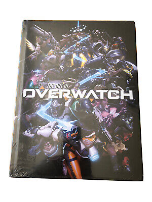 AU85 • Buy The Art Of Overwatch By Blizzard Entertainment (Hardback) Sealed AUS - Free Post