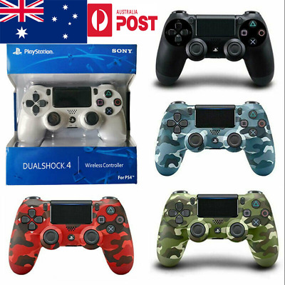 AU34.99 • Buy Official Wireless Genuine PS4 Controller Playstation Game Console Dualshock 4 AU