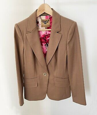 £35 • Buy Ted Baker Wool Blazer - Size Small