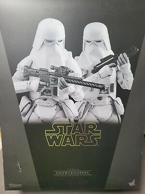 $ CDN966.15 • Buy Hot Toys VGM25 Snowtroopers Set Star Wars