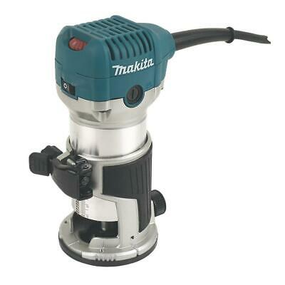 £116.99 • Buy Makita RT0700CX4/2 710W ¼  & 3/8  Electric Router Trimmer 240V