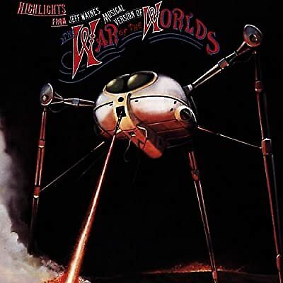 £2.40 • Buy War Of The Worlds (Highlights From Waynes Musical Version), Wayne, Jeff, Used; G