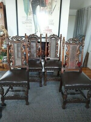 AU450 • Buy Antique Dining Chairs