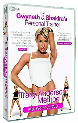 £2.40 • Buy Tracy Anderson Method [DVD], , Used; Good DVD
