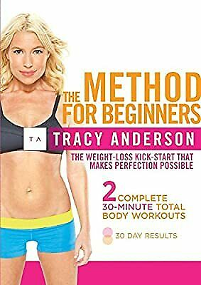 £2.40 • Buy Tracy Anderson: The Method For Beginners [DVD] [2017], , Used; Acceptable DVD