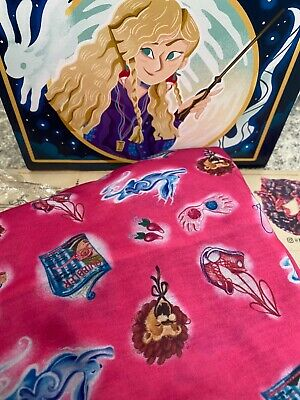 Luna Lovegood Litjoy Magical Crate Infinity Scarf Harry Potter • 4£