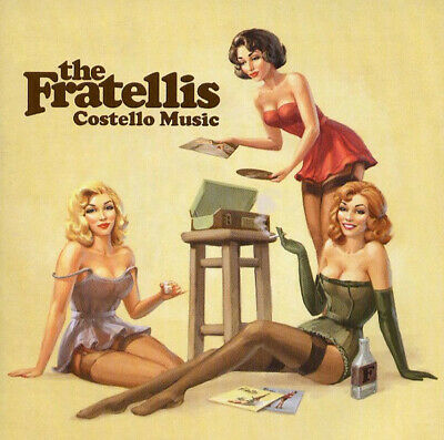The Fratellis Costello Music CD ID7426z • 8.40£