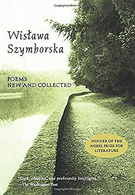 Poems: New And Collected, Szymborska, Wislawa, Used; Good Book • 12.97£