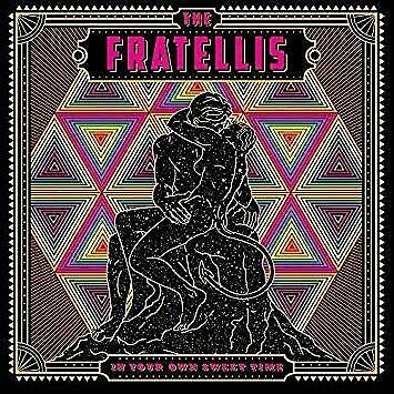 The Fratellis In Your Own Sweet Time CD ID4z • 10.44£