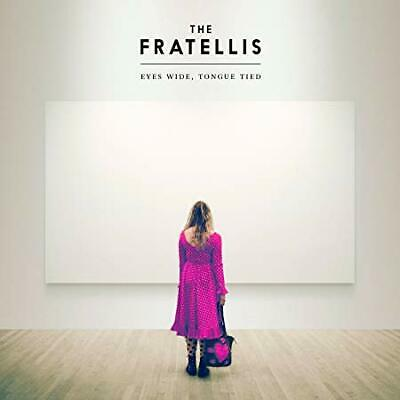 The Fratellis Eyes Wide Tongue Tied CD ID4z • 13.92£