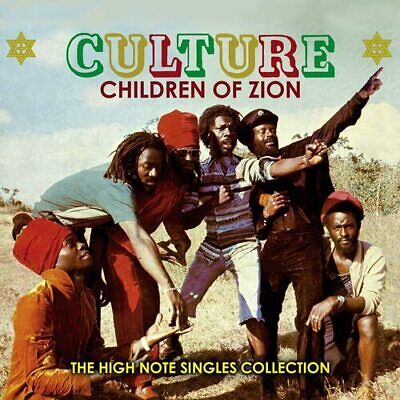 £16.50 • Buy Culture : Children Of Zion: The High Note Singles Collection CD Box Set 3 Discs
