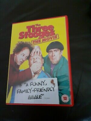 £2.99 • Buy The Three Stooges DVD The Movie