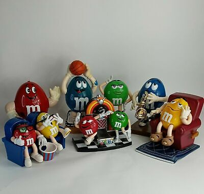 $26 • Buy Vintage M&M Candy Dispensers Collectibles Figures Toys
