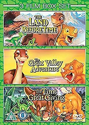 £2.42 • Buy The Land Before Time 1-3 [DVD], , Used; Acceptable DVD