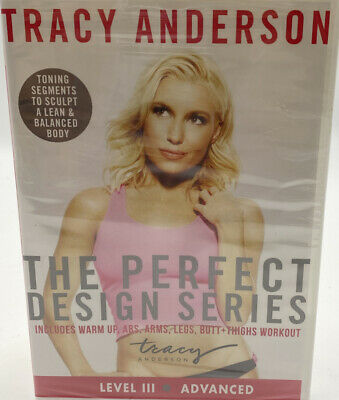 £13.92 • Buy Tracy Anderson: Perfect Design Series - Level 3